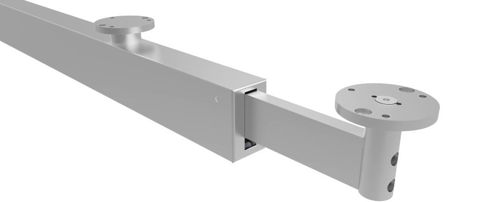 Guide e telai per tavoli cecchetto srl guide - Guide per tavoli allungabili ...